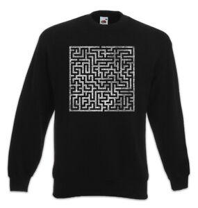 Sᄄᆰmbolo Espiral Iv Pullover Mᄄᆰstica Laberinto Hipnosis Hipnotizar Sudadera Maze HzqTwPT
