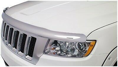 Stampede 2913-2 Vigilante Premium Smoke Bug Shield Hood Protector for Jeep Grand Cherokee