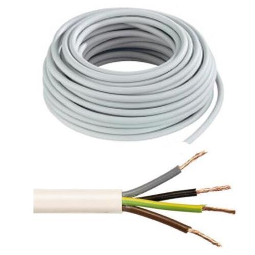 3094Y 4 Core Heat Resistant Flexible Cable 0.75mm 1mm 1.5mm 5m 10m 15m 20m 25m