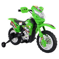 2 Wheel Power Bicyle Kids Ride On Motorcycle 6v Toy Battery Powered Electric Us