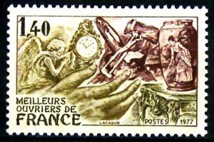France-1977-Yvert-n-1952-neuf-1er-choix