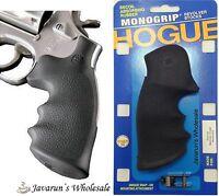 Taurus 431 441 607 608 Medium Frame Revolver Overmolded Grip By Hogue T66-000