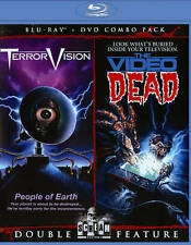 TerrorVision/The Video Dead (Blu-ray/DVD, 2013, 2-Disc Set, DVD/Blu-ray)