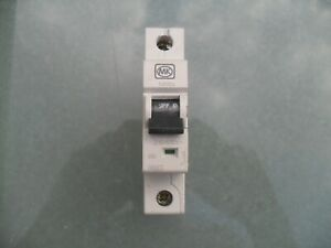 MK MCB Single Pole Type B6 5906s