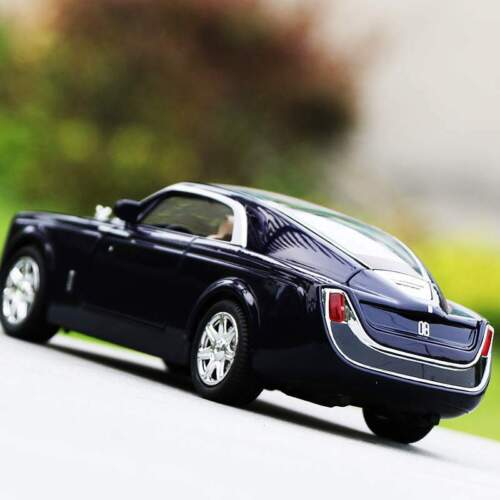 Rolls-Royce Sweptail 1:24 Diecast Model Car Toy Collection Light/&Sound Pullback