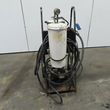 Hydraulic Filtering System Withhoses Amp Cart 12hp 115v
