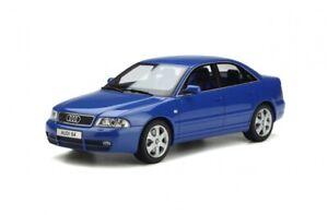 Audi S4 2,7 (B5) Biturbo blau 1998 - 1:18 Otto Mobile