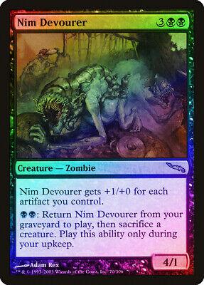 Reiver Demon Mirrodin fortemente Pld Preto Raro Cartão De Magic The Gathering abugames
