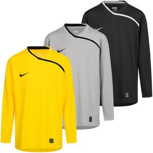 Nike Total 90 Kinder Team Fußball Verein Torwart Sport Shirt Trikot 336585 neu