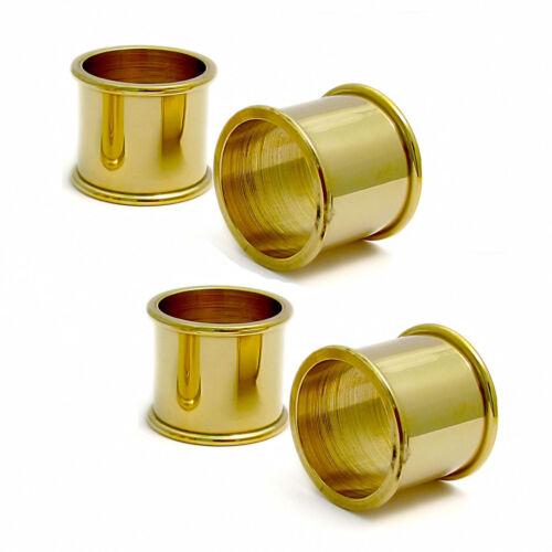 27mm diameter Beaded Brass Collars for Walking Stick Making Stickmaking 22mm