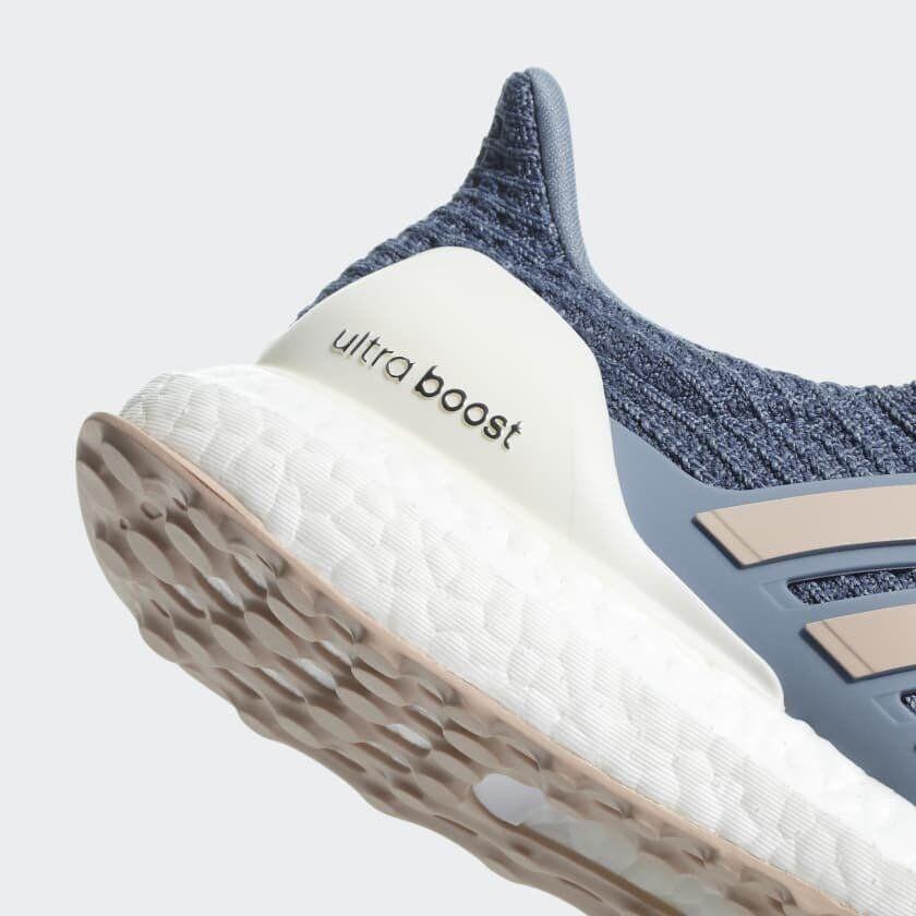 25501186a ... New Adidas Ultra Boost 4.0 Women Blue White BB6493 BB6493 BB6493  Ultraboost e24ecb ...