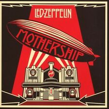 "LED ZEPPELIN ""MOTHERSHIP (BEST OF)"" 2 CD NEUWARE"