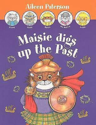 Maisie Digs Up the Past by Paterson, Aileen Paperback book, 1994