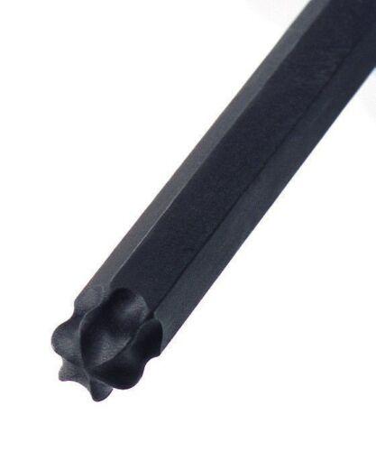 T10 BallStar™ Torx®//Star Tip Ball End Long Arm L-Wrench Bondhus® USA  #11710