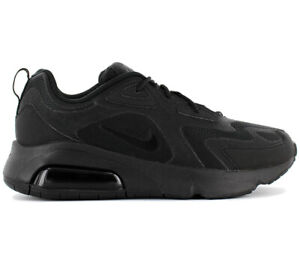 Nike-air-max-200-Uomo-Sneaker-AQ2568-003-Nero-Scarpe-da-Ginnastica-Nuovo