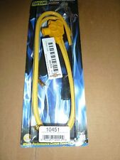 TAYLOR  YELLOW SPARK PLUG  8MM LEADS UNIVERSAL FOR HARLEY DAVIDSON  NEW