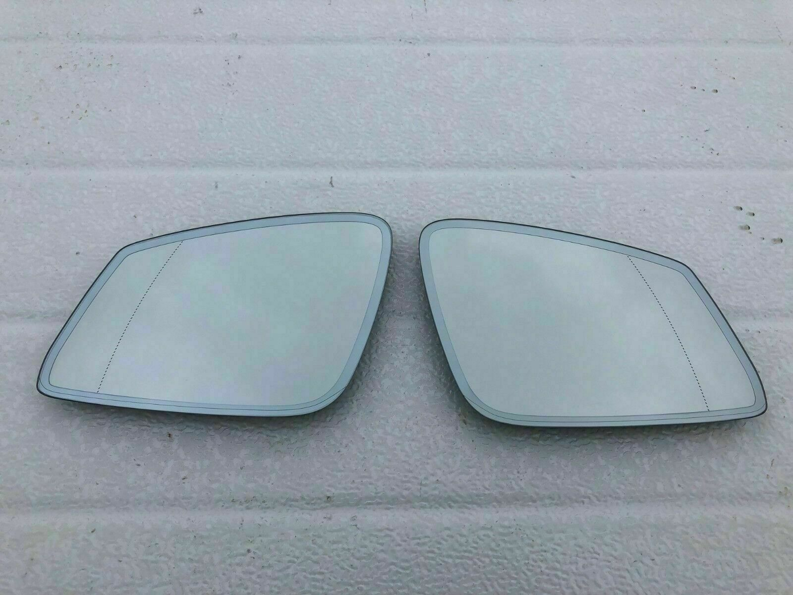 BMW 4 Series F36 Gran Coupe 2013-/> Heated Aspherical Mirror Glass Passenger Side