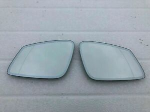 BMW 2 3 F20 F22 F30 F31 F32 F34 F36 i3 OEM Mirror Glass RH & LH Heated & Dimming