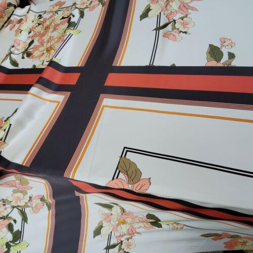 """couture Imprimé en Polyester /""""Gaia/"""", par mètre robe en tissu"""