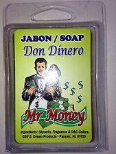 SPIRITUAL BAR SOAP 100% GLYCERIN (JABON) FOR MR. MONEY (DON JUAN DINERO)