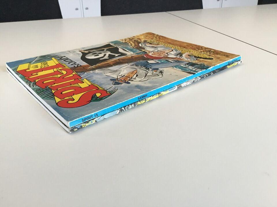 Spirit nr. 11 og 15, Will Eisner, Tegneserie