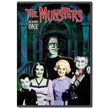 The Munsters: Season 1 by Fred Gwynne, Yvonne De Carlo, Al Lewis, Butch Patrick