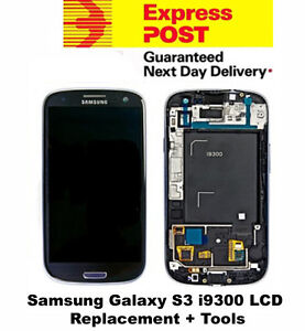 Samsung-Galaxy-S3-i9300-LCD-Digitizer-Touch-Screen-Frame-Replacement-Black-Tool
