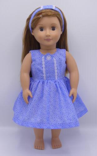 18in Bambole Vestito e fascia e slip fatto a mano per adattarsi bambole nostra generazione.