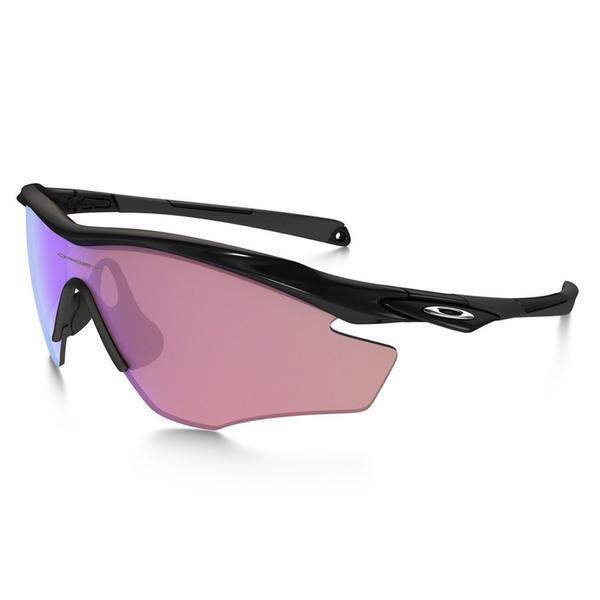 d3574c52e53 NEW Oakley M2 Frame (AF) Sunglasses Polished Black / G30 Iridium OO9254-02