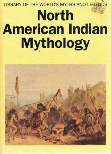 1 of 1 - North American Indian Mythology by Burland Cottie - Book - Pictorial Hard Cover