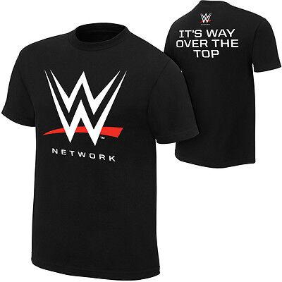 WWE Network T-Shirt *NEU* S M L XL 2XL 3XL 4XL