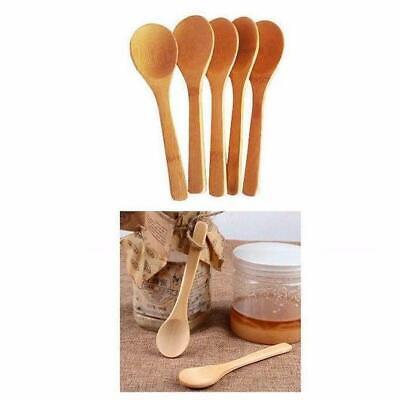 Cuisine Petit//Bébé Cuillère en bois ustensile pour condiments et Assaisonnements 12.5 cm
