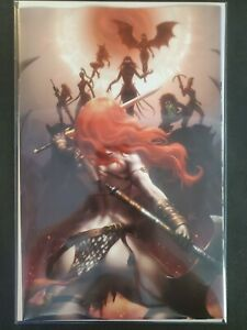 Red Sonja Age of Chaos #6 Jay Anacleto Virgin Variant Limited Dynamite Comics