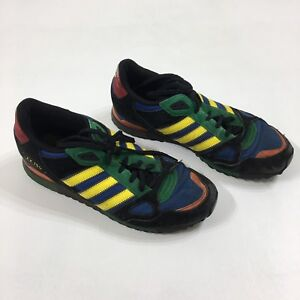 28cd3c38b Adidas Mens Size 11 Multi-Colored ZX 750 Sport Running Trainer Shoes ...