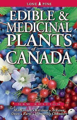 1 of 1 - Edible and Medicinal Plants of Canada by Linda Kershaw, Andy MacKinnon (Paperbac