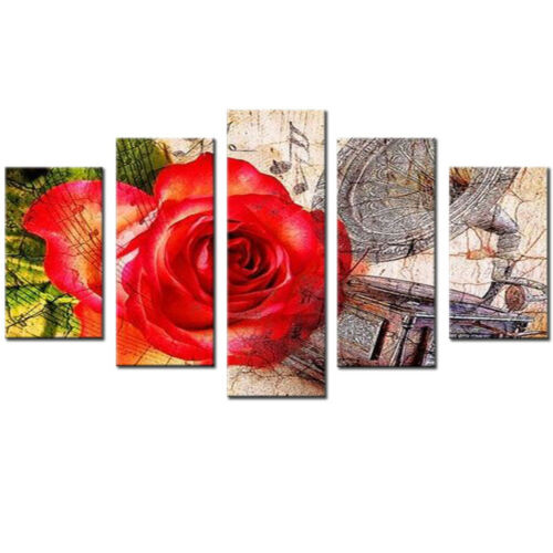 Large 95cm DIY 5D Diamond Painting Embroidery Cross Stitch Kit Home Decor PFC
