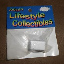 Joshua/'s Lifestyle Collectibles Miniature 2 Soccer Balls 1//12 scale  NIB