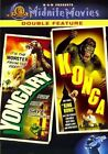 YONGARY Monster From The Deep Konga 0027616086341 DVD Region 1