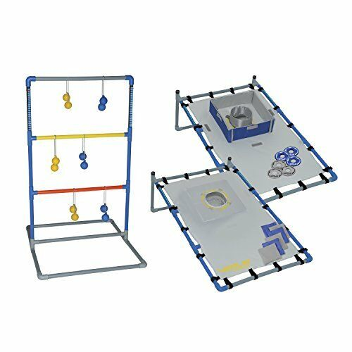 NEW Sports 3 in 1 Tailgate Challenge Combo Game FREE SHIPPING