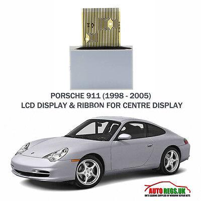 sainchargny.com ANLEITUNG DISPLAY FR PORSCHE 911 996 ...