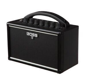 boss katana mini 7 watt combo amp new guitar amplifier ebay. Black Bedroom Furniture Sets. Home Design Ideas