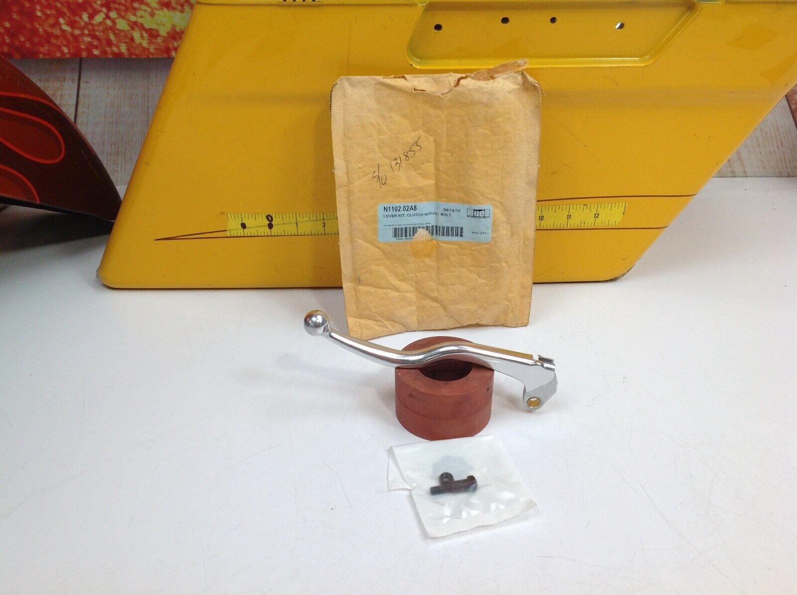 B3L XB9 OEM Clutch Lever Kit N1102.02A8 NEW Buell P3 XB12