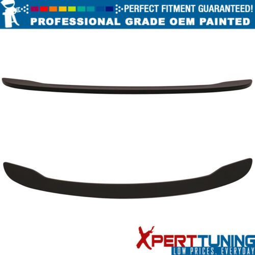 Fits 16-18 Chevy Cruze OE Factory Style Trunk Spoiler Wing OEM Painted Color
