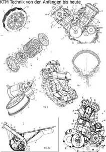 KTM Sportmotorcycle Technik Kompendium 734 Seiten