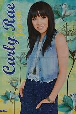 CARLY RAE JEPSEN - A3 Poster (ca. 42 x 28 cm) - Clippings Fan Sammlung NEU