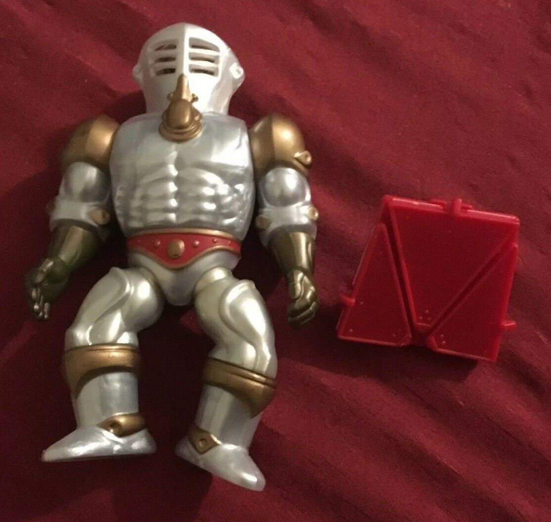 MOTU, Extendar, Masters of the Universe, shield complete figure He Man Rare
