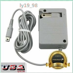 Casa-cargador-adaptador-nos-Nintendo-Power-Cable-2DS-XL-3DS-NDSi-DSi-inteligente-CA