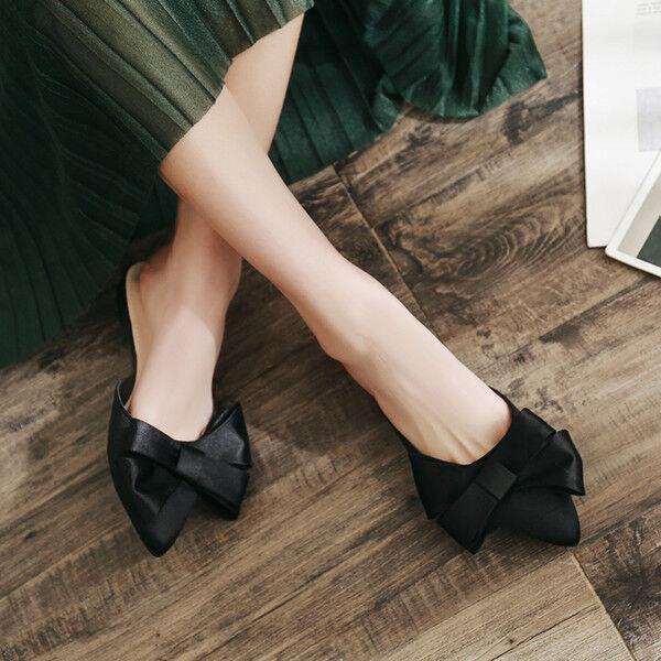 Ciabatte eleganti sabot  nero lucido basse eleganti comodi simil pelle 9915