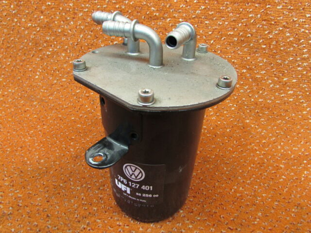 7P6127401 Gasóleo Kraftstoffiltergehaeuse 3,0 4,2Tdi VW Touareg 7P Original