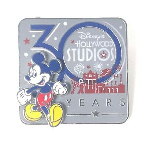 Disney-s-Hollywood-Studios-30th-Anniversary-Logo-Mickey-Mouse-Disney-Pin